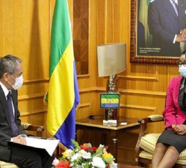Gabon-Japon:On renforce les liens