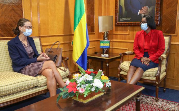 Gabon-Union européenne : La petite phrase de Rose Christiane Ossouka Raponda sous forme de mise au point