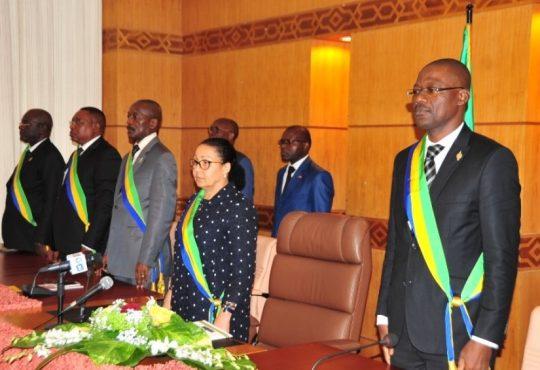 Gabon:Ali Bongo Ondimba va nommer 15 sénateurs