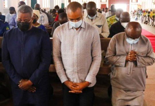 Gouvernement-Eglise catholique:La paix retrouvée