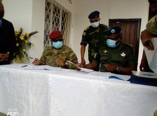 Grands Lacs : le général angolais José Rui Miranda, nouveau commandant du Mécanisme conjoint de vérification