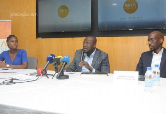 Investissement en bourse: lancement à Abidjan du concours de gestion de portefeuille dénommé Sika invest challenge