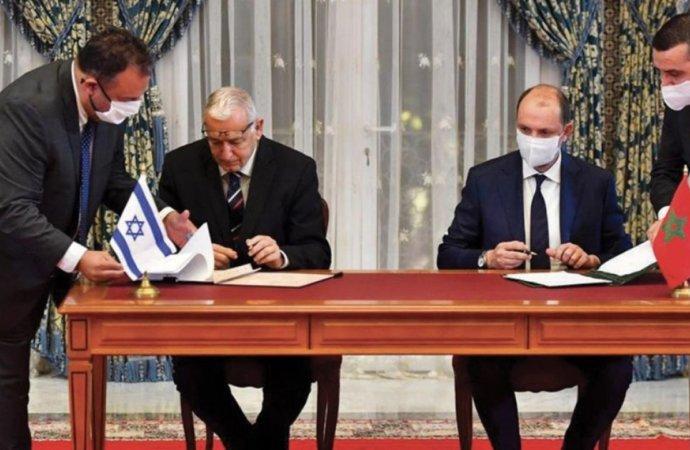 Israël/Maroc: des groupes de travail pour renforcer la coopération