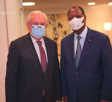 """Cote d'Ivoire   Lancement officiel de l`Institut de Formation Politique Amadou Gon Coulibaly : """"La caution France !"""""""