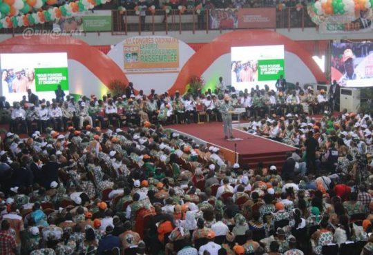Législatives en Côte d'Ivoire: le RHDP mobilise ses ministres