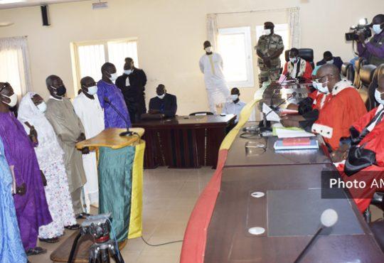 Mali: La suspension des audiences des tribunaux de 1er degré prolongée au 27 janvier pour Covid-19