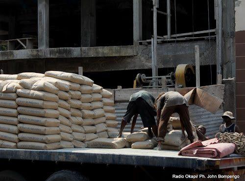 Mbuji-Mayi : le prix du sac de ciment passe de 23 à 33 USD