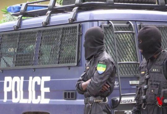 Gabon : Deux agents radiés des Forces de police nationale