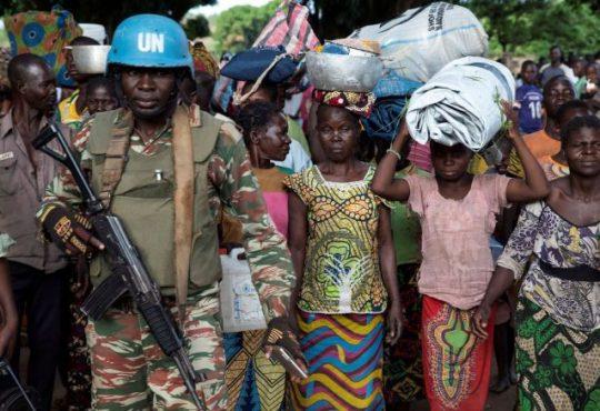 Centrafrique : 120.000 personnes ont fui les violences
