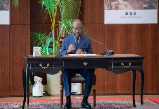 Relance de l'économie:Ali Bongo Ondimba veut du concret