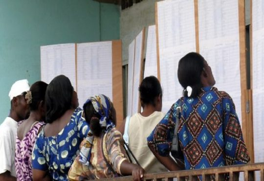 Sénatoriales au Gabon:La répartition des sièges
