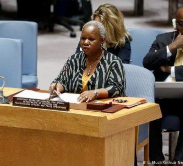 Une Guinéenne nouvelle émissaire de l'ONU en RDC