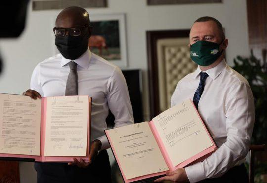 Gabon : Les ministres Biendi Maganga Moussavou et Lee White testés positifs à la Covid-19