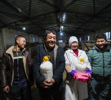 La Chine gagne la bataille de la Lutte contre la pauvreté !