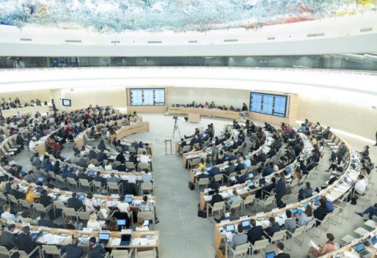 46ème session du Conseil des droits de l'Homme de l'ONU : Bon élève du continent africain, le Gabon affiche ses ambitions