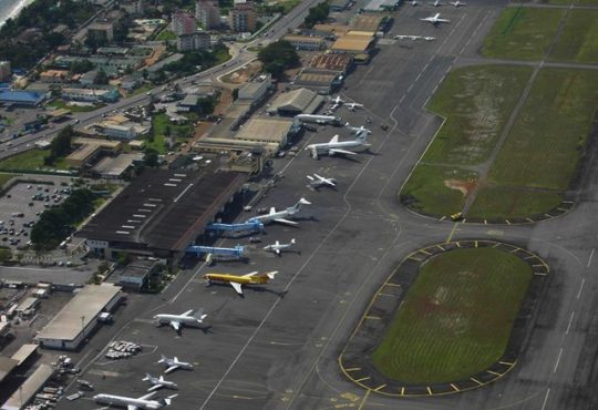 ADL piste 540x370 - Sûreté de l'aviation civile au Gabon : L'OACI va réaliser un audit
