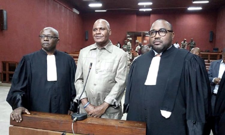 Affaire Bertrand Zibi:Le délibéré reporté au 1er mars 2021