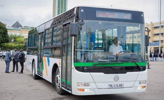 Covid-19 au Gabon : Pour fluidifier le trafic à l'heure du couvre-feu, le Gabon va augmenter la capacité des transports en commun qui demeureront gratuits