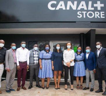 Design:Canal + Gabon crée le rêve à Libreville
