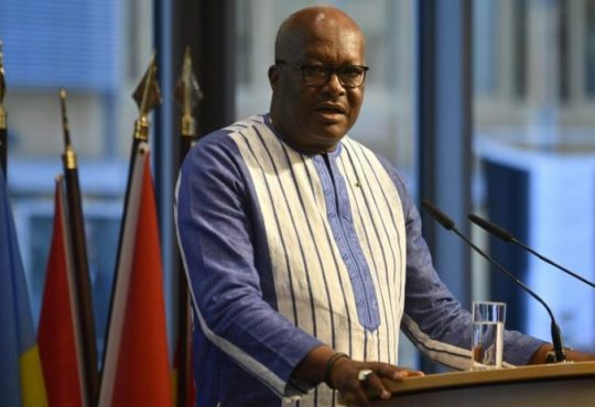 Gabon : Le président burkinabè attendu ce vendredi à Libreville pour une rencontre avec Ali Bongo Ondimba