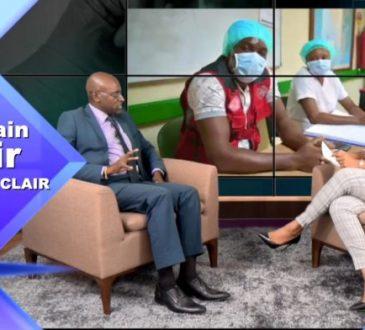 Gabon : L'émission « Covid en clair » fait son retour, diffusion jeudi soir du premier épisode de la nouvelle saison