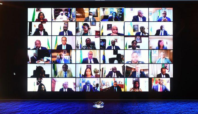 Gabon : L'intégralité du communiqué final du Conseil des ministres du 19 février 2021 avec toutes les nominations