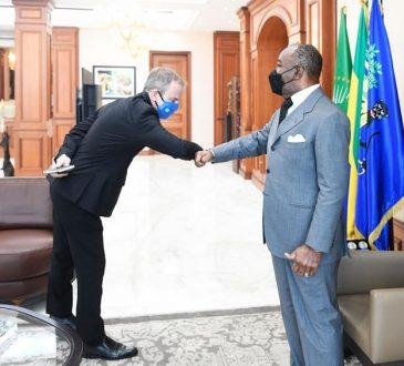 Gabon:Stephen Jackson s'en va