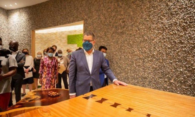 Lutte contre les changements climatiques:Alok Sharma impressionné par le Gabon