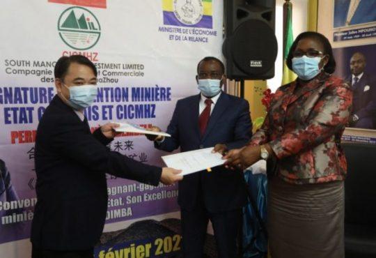 Manganèse:Le gouvernement et CICMHZ révisent leur copie