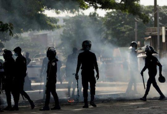 « Mouvement des casseroles » au Gabon : 34 pilleurs aux arrêts à Moanda