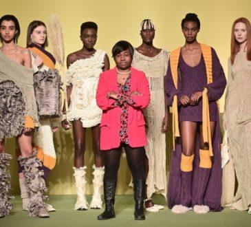 Nés en Afrique, «made in Italy»: cinq créateurs de mode à Milan