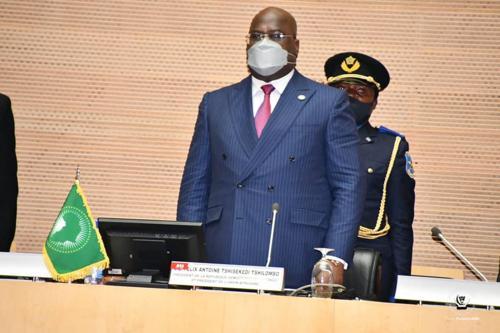 RDC : Félix Tshisekedi est rentré à Kinshasa