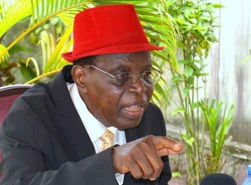 RDC : l'ancien Premier ministre Nsinga Udjuu décédé à Kinshasa