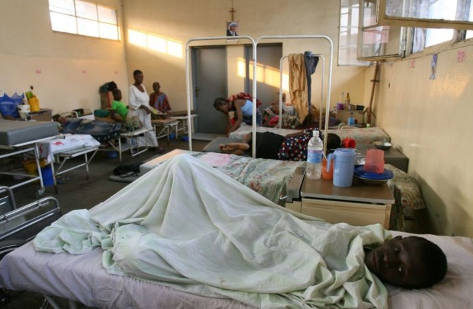 RDCongo: forte augmentation des cas de peste en Ituri