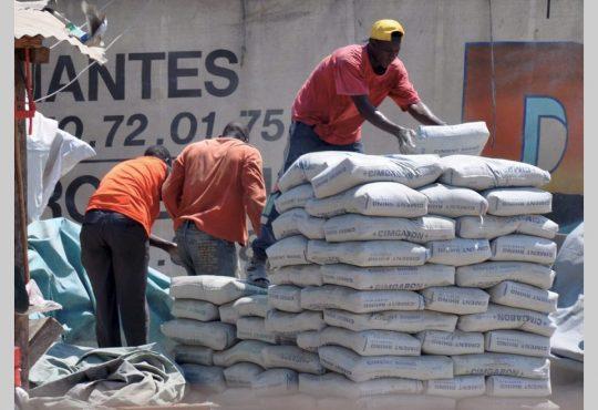 Gabon : Le gouvernement veut faire baisser le prix du ciment